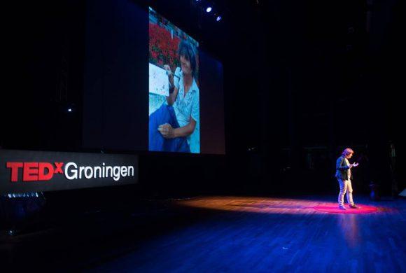 Janne was speaker at TEDxGroningen!