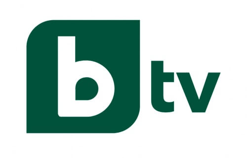 Report on the news of the Bulgarian broadcaster BTV