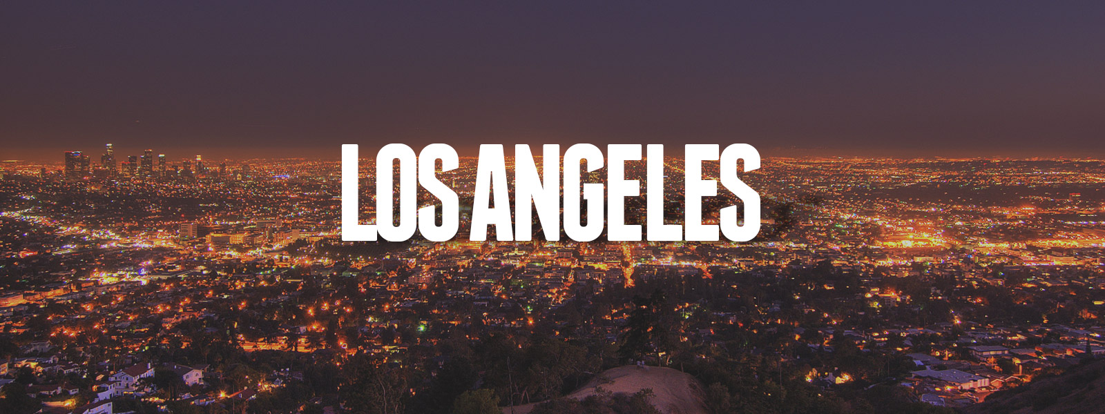 Los Angeles - Seize Your Moments