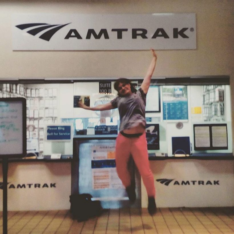 Through the US with Amtrak