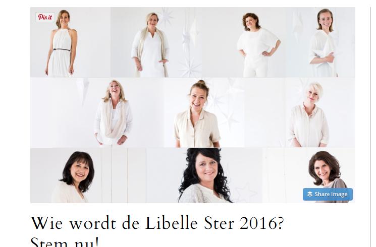 Libelle ster 2016